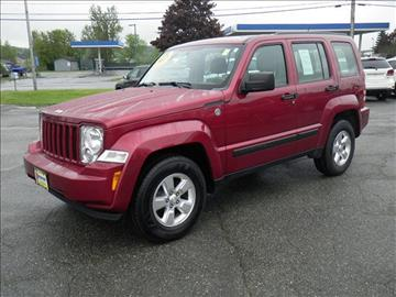 2012 Jeep Liberty for sale in Newport, VT