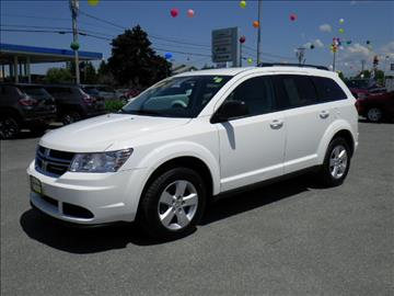 2014 Dodge Journey for sale in Newport, VT