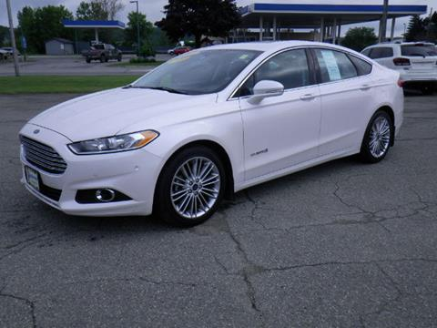 2014 Ford Fusion Hybrid for sale in Newport, VT