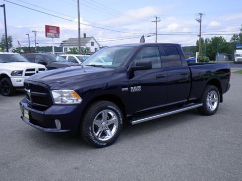 2017 RAM Ram Pickup 1500 for sale in Newport, VT