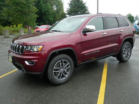 2018 Jeep Grand Cherokee for sale in Newport, VT