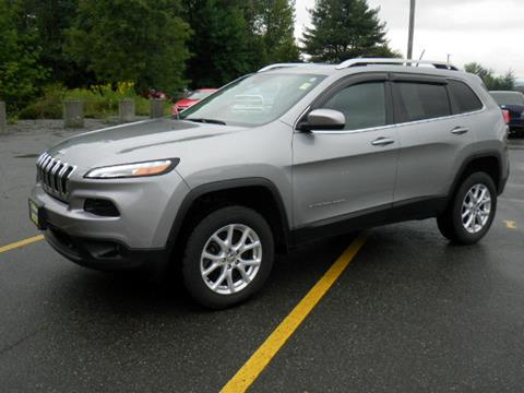 2014 Jeep Cherokee for sale in Newport VT