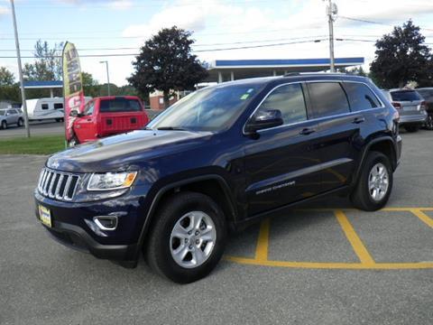2016 Jeep Grand Cherokee for sale in Newport VT