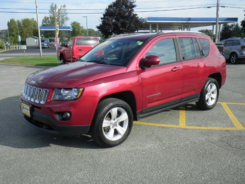 2015 Jeep Compass for sale in Newport VT
