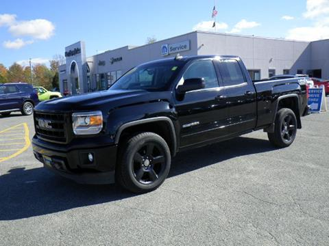2015 GMC Sierra 1500 for sale in Newport, VT