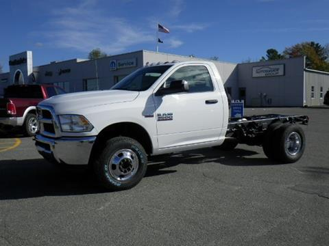 2018 RAM Ram Chassis 3500 for sale in Newport, VT