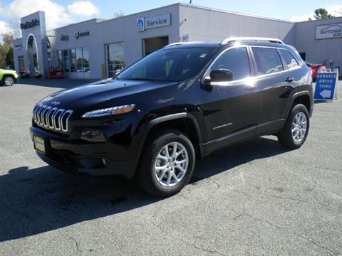 2018 Jeep Cherokee for sale in Newport, VT