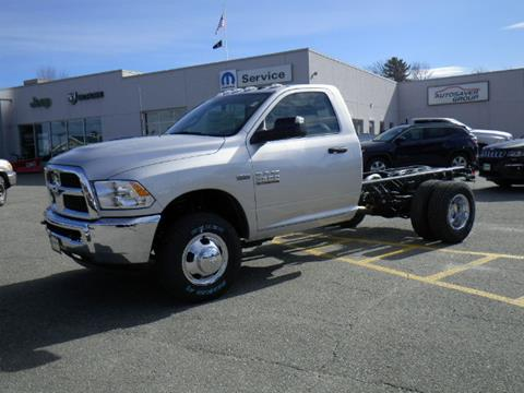 2018 RAM Ram Chassis 3500 for sale in Newport VT