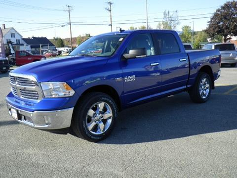 2018 RAM Ram Pickup 1500 for sale in Newport, VT