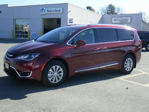 2018 Chrysler Pacifica for sale in Newport, VT