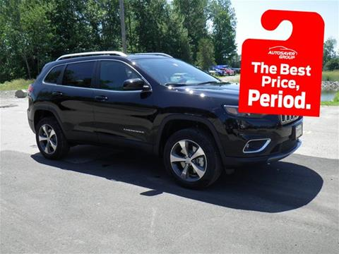 2019 Jeep Cherokee for sale in Newport, VT