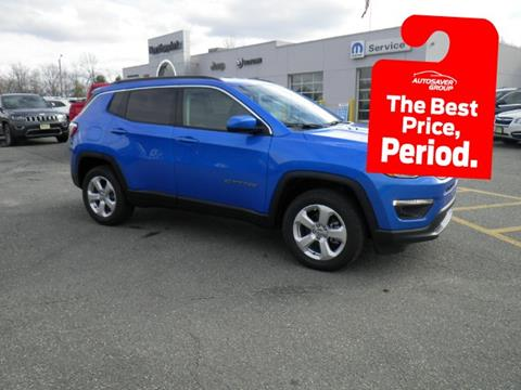 2019 Jeep Compass for sale in Newport, VT