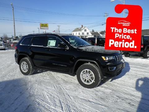 2019 Jeep Grand Cherokee for sale in Newport, VT