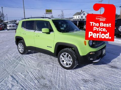 2018 Jeep Renegade for sale in Newport, VT