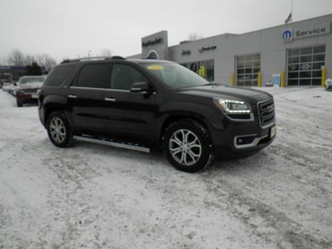 2015 GMC Acadia for sale in Newport, VT