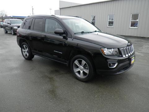 2016 Jeep Compass for sale in Newport, VT