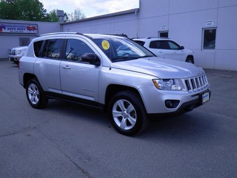 2012 Jeep Compass for sale in Newport, VT