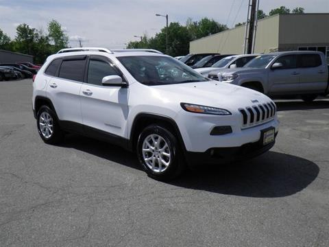 2016 Jeep Cherokee for sale in Newport, VT