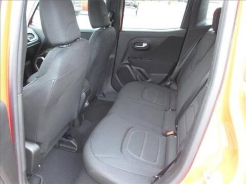 2019 Jeep Renegade