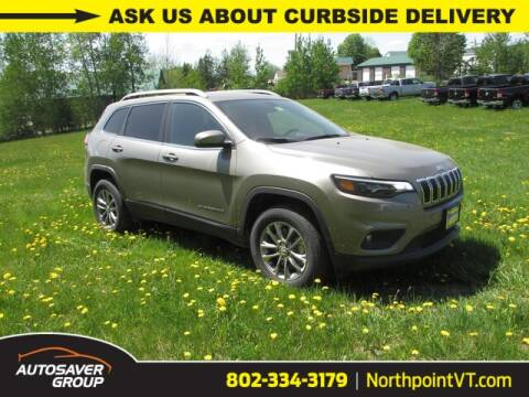 2020 Jeep Cherokee Latitude Plus for sale at NORTHPOINT CHRYSLER DODGE JEEP RAM in Newport VT