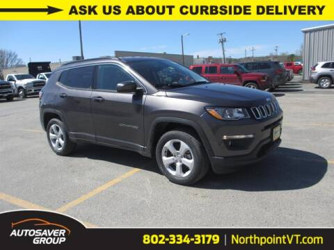 2020 Jeep Compass Latitude for sale at NORTHPOINT CHRYSLER DODGE JEEP RAM in Newport VT