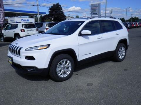 2017 Jeep Cherokee for sale in Newport VT