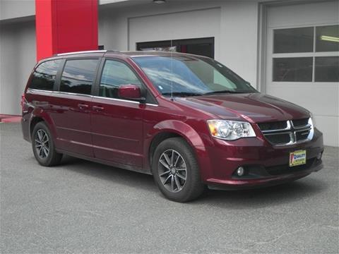 2017 Dodge Grand Caravan for sale in Saint Johnsbury, VT