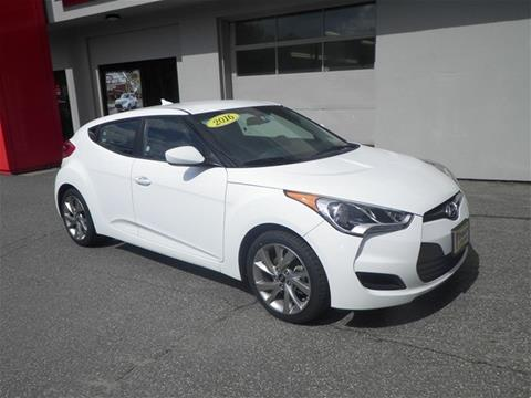 2016 Hyundai Veloster for sale in Saint Johnsbury, VT