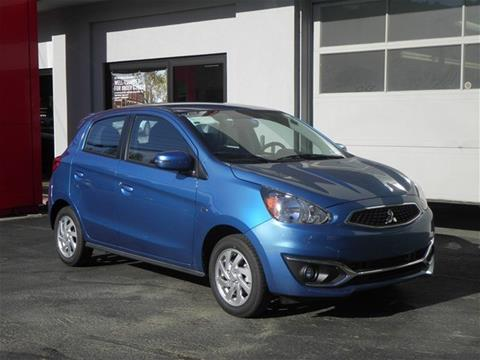 2018 Mitsubishi Mirage for sale in Saint Johnsbury, VT