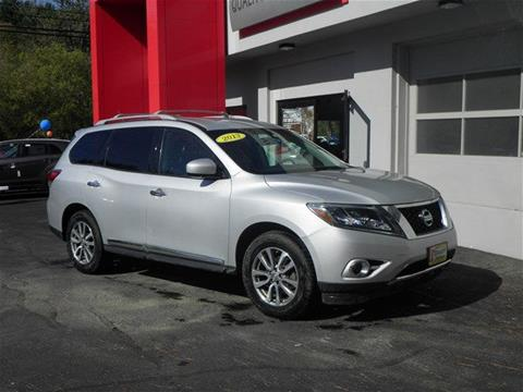 2013 Nissan Pathfinder for sale in Saint Johnsbury, VT