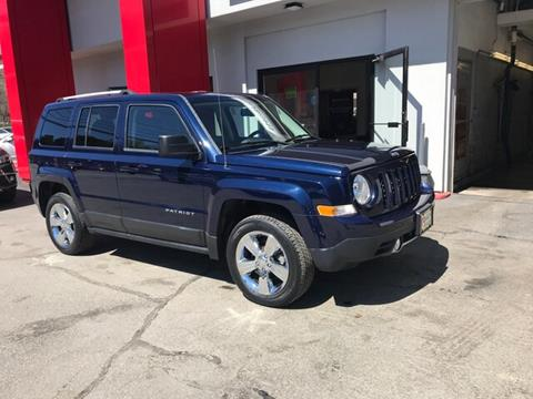 2016 Jeep Patriot for sale in Saint Johnsbury, VT