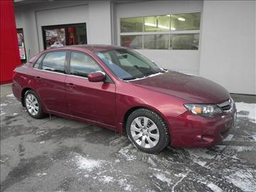 2010 Subaru Impreza for sale in Saint Johnsbury, VT