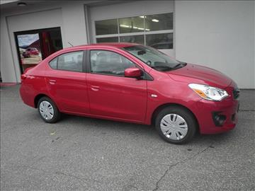 2017 Mitsubishi Mirage G4 for sale in Saint Johnsbury, VT