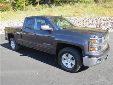 2015 Chevrolet Silverado 1500 for sale in Saint Johnsbury, VT