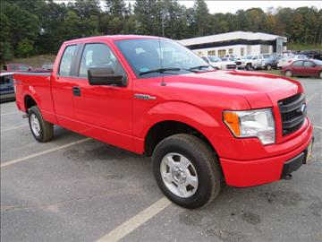 2014 Ford F-150 for sale in Saint Johnsbury, VT