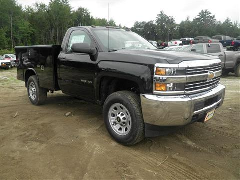 2017 Chevrolet Silverado 2500HD for sale in Newport NH