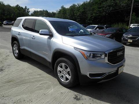 2017 GMC Acadia for sale in Newport, NH