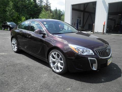 2017 Buick Regal for sale in Newport, NH