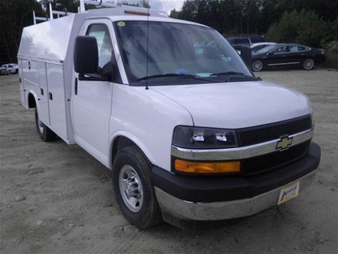 2017 Chevrolet Express Cutaway for sale in Newport NH