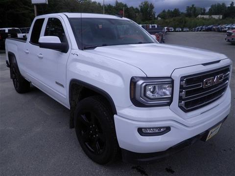 2017 GMC Sierra 1500 for sale in Newport NH