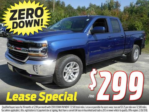 2018 Chevrolet Silverado 1500 for sale in Newport NH