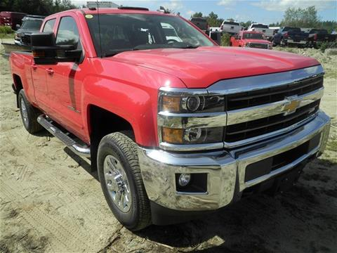 2018 Chevrolet Silverado 2500HD for sale in Newport, NH