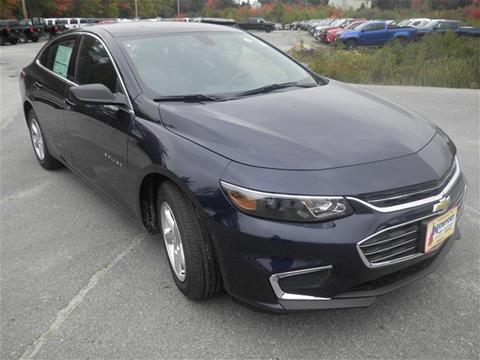 2018 Chevrolet Malibu for sale in Newport NH