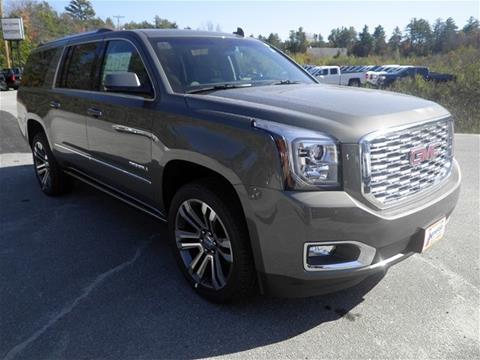 2018 GMC Yukon XL for sale in Newport NH