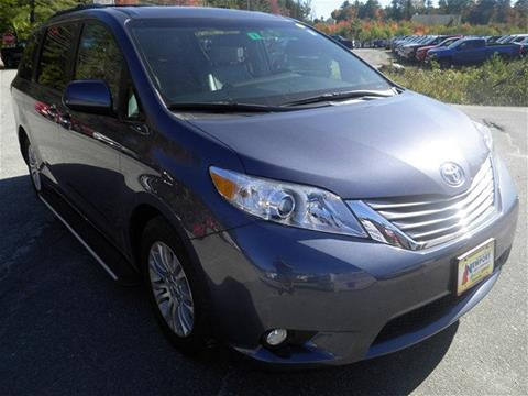 2016 Toyota Sienna for sale in Newport, NH