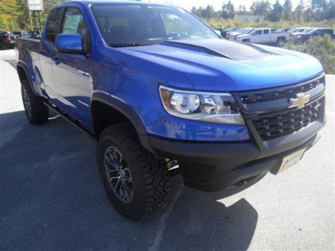 2018 Chevrolet Colorado for sale in Newport NH