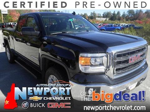 2015 GMC Sierra 1500 for sale in Newport, NH