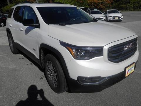 2018 GMC Acadia for sale in Newport NH