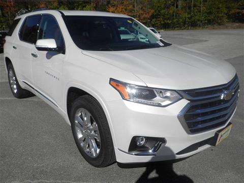 2018 Chevrolet Traverse for sale in Newport, NH