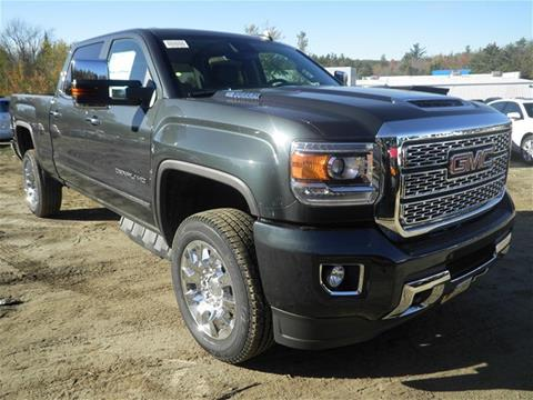 2018 GMC Sierra 2500HD for sale in Newport NH